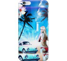 Byron Bay Girl iPhone Case/Skin
