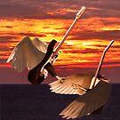 Rock Guitar Edge by Eric Kempson