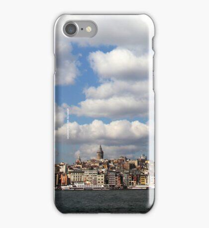 GALATA iPhone Case/Skin