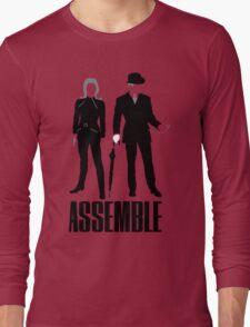 The Original Avengers Assemble Long Sleeve T-Shirt