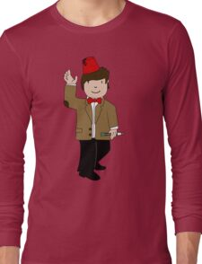 Doctor Benn Long Sleeve T-Shirt