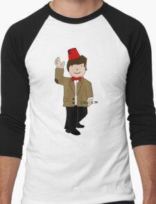 Doctor Benn Men's Baseball ¾ T-Shirt