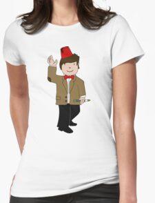 Doctor Benn Womens Fitted T-Shirt