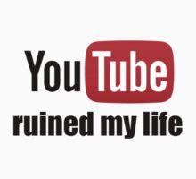 Youtube ruined my life One Piece - Long Sleeve