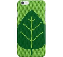 Nature Ecology Green Leaf Stitching iPod / iPhone 4  / iPhone 5  Case / Samsung Galaxy Cases  iPhone Case/Skin
