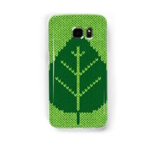 Nature Ecology Green Leaf Stitching iPod / iPhone 4  / iPhone 5  Case / Samsung Galaxy Cases  Samsung Galaxy Case/Skin