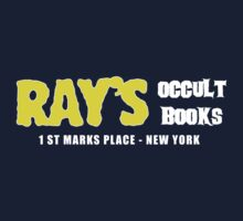 Ghostbusters - Ray's Occult Books by metacortex