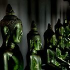 Buddhas by night by Sarahpradit