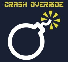 Hackers Movie - Crash Override by metacortex