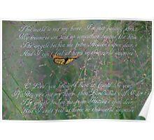 Angels Beckon - Dedicated to Sean Jansen Poster