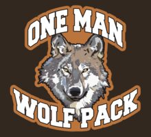 The Hangover - One Man Wolf Pack by metacortex