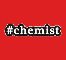 Chemist - Hashtag - Black & White One Piece - Short Sleeve