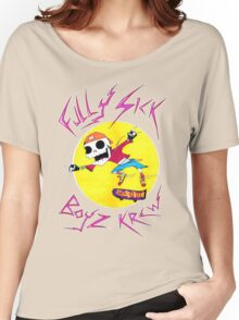 Fully Sick Boyz Krew! Women's Relaxed Fit T-Shirt
