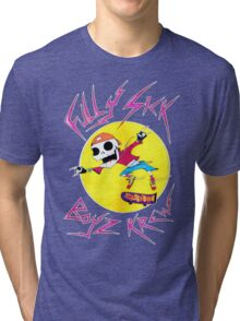Fully Sick Boyz Krew! Tri-blend T-Shirt