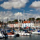 Anstruther Village, Fife by Steve Jensen