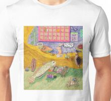The Innkeeper And The Bellhop Unisex T-Shirt
