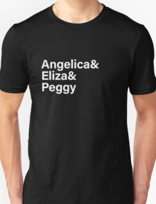 Schuyler Sisters - Hamilton T-Shirt