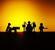 Lego Folds Five by robertsscholes