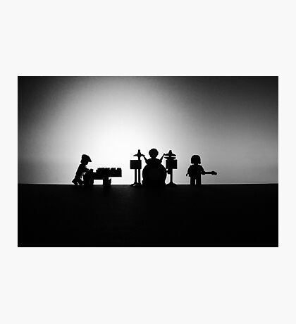 Lego Folds Five Photographic Print