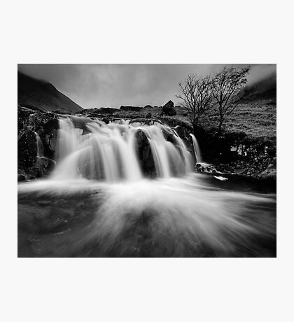 Spilt Milk, Langstrath Photographic Print