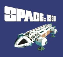 Space 1999 - Eagle and Title by Tim Topping