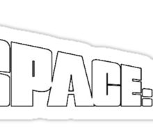 Space 1999 - Title Sticker