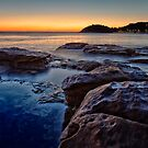 Manly sunrise by Adriano Carrideo