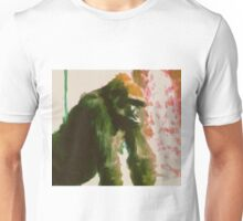 Furry Monkey Unisex T-Shirt