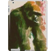 Furry Monkey iPad Case/Skin