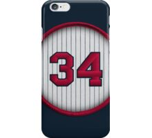 34 - Puck iPhone Case/Skin