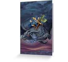 The Seventh Son Greeting Card