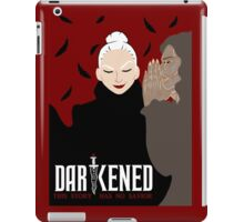 DARKENED iPad Case/Skin