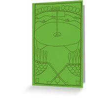 Celebration_ Of_Golf_Card Greeting Card