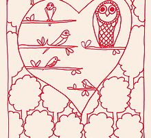 Valentines_Day_bird_card by springwoodbooks