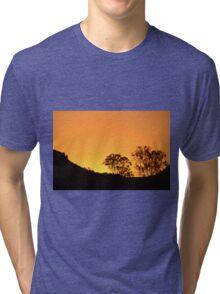 Orange Sky Tri-blend T-Shirt