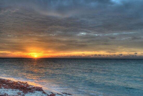 Sunrise over Yamacraw in Nassau, The Bahamas by 242Digital