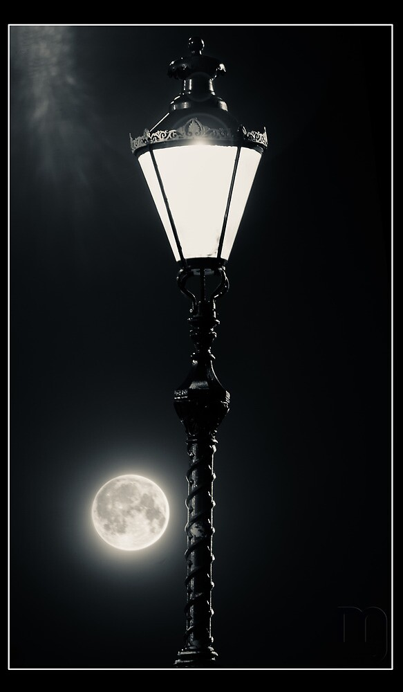 Victorian Moonlight by MJmerry