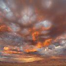 Drama Sunset by SB  Sullivan