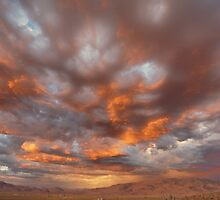 Drama Sunset by SB  Sullivan