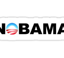 NOBAMA 2012 Sticker