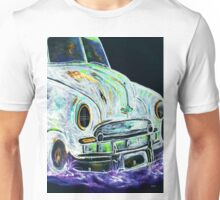 Ghost Car Unisex T-Shirt