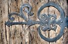 Antique door Hardware in Nassau, The Bahamas by Jeremy Lavender Photography