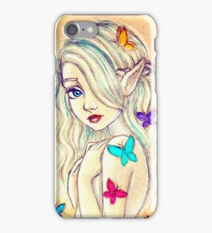 Chrysalis by Gabriella Livia iPhone Case/Skin