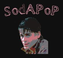 The Outsiders Sodapop Curtis Greaser by Tia Knight