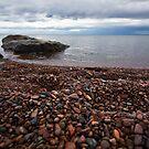 Beach Full of Stones by Sharlene Rens