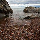 Crashing Waves by Sharlene Rens