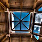 Roof with a Window by Sharlene Rens