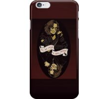 Do We Have a Deal, Dearie? iPhone Case/Skin