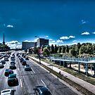 Sunday Morning Traffic by Sharlene Rens