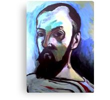 Tribute to Henri Matisse  Canvas Print